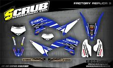 SCRUB Yamaha graphics decals kit WR 250R '08-'17 2008-2017 stickers