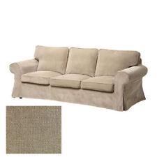 New Original IKEA Cover Ektorp 3 seat sofa in Vellinge Beige RARE
