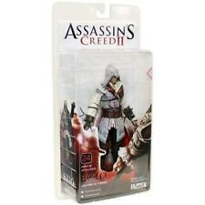 Ezio Auditore White Cloak Assassins Creed III Player Select Action Figur NECA