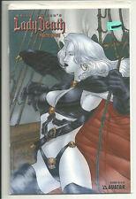 Lady Death Pirate Queen Seafarer Cover Fine+ Avatar Comics 2007