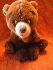 "Disney "" Koda "" Brown Bear Soft  Toy (Brother Bear) 13'' approx VGC (B139)"