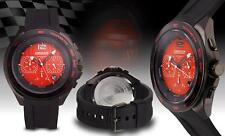 Force One Grand Prix Chronograph Mens Watch