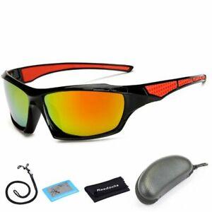 Fishing Glasses UV400 Protection Polarized Sport Outdoor Eyewear Sunglasses