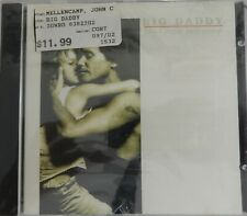 John Cougar Mellencamp - Big Daddy (CD 1989 Mercury) Brand NEW with small crack
