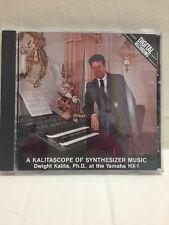 Kalitascope Of Synthesizer Music Dwight Kalita