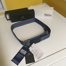 PORSCHE DRIVER'S SELECTION SELECT MAGAZINE PORSCHE MARTINI RACING BELT 80CM/32""