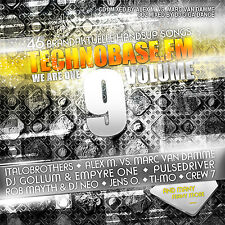 CD TechnoBase.FM We Are One Vol.9 von Various Artists 2CDs