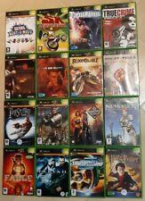 Lot 16 JEUX (FABLE...) - Microsoft Xbox 1ère génération - Français - Complet