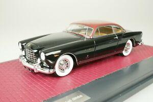 Chrysler St special Ghia 1953 Red Black #064-408 1/43 matrix MX50603-011 New