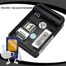 Dispositivo de rastreo GPS mejor vehículo personal, coche y van Tracker & Libre SIM & App