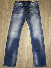 DIESEL R248D Stretch SAFADO-R Regular Slim Straight Jeans NWT