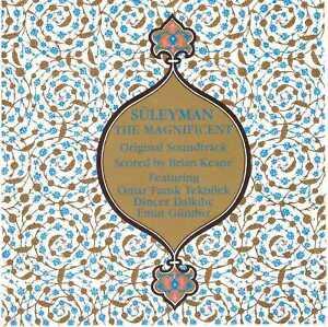BRIAN KEANE Suleyman the Magnificent CD—OST w/ Ethnic/World Influences, süleyman