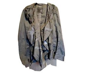 marithe francois girbaud Jacket Coat Khaki Beige