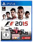 F1 2015 PS4-Spiel Neu