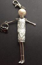 French Doll Kit Adele Handbag Keyring Charm