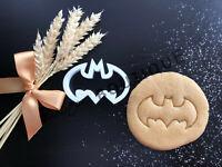 X4 Super Héroe Batman Superman Masita Cortador Sugarcraft Para Decoración De Pasteles Moldes Reino Unido