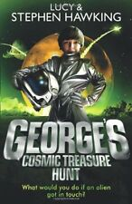 George's Cosmic Treasure Hunt (George's Secret Key to the Universe),Lucy Hawkin