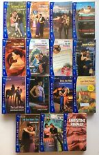 Silhouette Special Edition 1460 to 1485 lot of 15 CHERYL ST JOHN Gina Wilkins