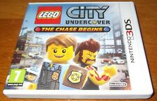 NINTENDO 3DS GAME LEGO CITY UNDERCOVER THE CHASE BEGINS WITH UNSCRATCHED PIN