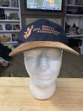 Quality Deer Management Association Bow Hunting Agriculture Baseball Cap