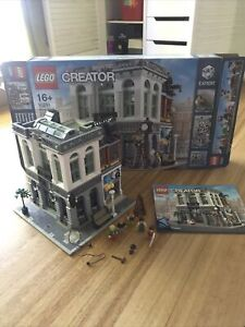 LEGO 10251 Creator Expert Brick Bank