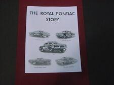 ROYAL PONTIAC CLUB MEMORABILIA PACKAGE--GTO RAM AIR V8 RAT HOT ROD ART KUSTOM
