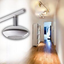 LED Lámpara de techo tipo carril cromo focos ajustable cocina salón pasillo