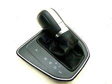 VW Audi Seat Skoda Chrom DSG Schaltknauf Schalthebel mit Taster vorn