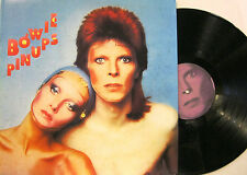 "DAVID BOWIE ""PINUPS""  lp Italy RE near mint"