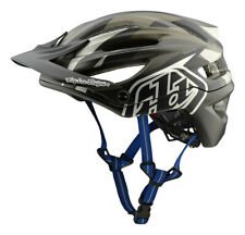 Troy Lee Designs A2 MIPS Jet Bicycle Helmet Matte Gray SM