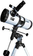 Seben Star Sheriff 1000-114 EQ3 Telescope+motor+DKA2 Digital Camera Adapter PC