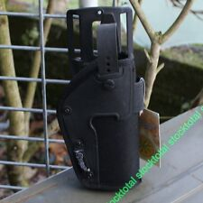 FUNDA TACTICA PISTOLA  Tactical holster RIGIDA ABS Y NYLON  NEGRO 34232 M16