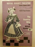 THE COUNTRY WIFE - LAURENCE HARVEY NIGEL DEVONPORT DIANA CHURCHILL ALAN BATES