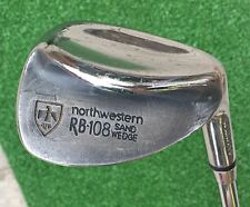 Northwestern RB-108 SAND WEDGE w/ Steel Shaft In Right Handed