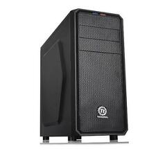 NEW Thermaltake Versa H25 ATX Mid Tower Computer Case Gaming PC No Side Widow