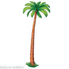6 piedi tropicale Tiki Luau Estate Bbq Party Palma di giunti sferici Ritaglio Decorazione