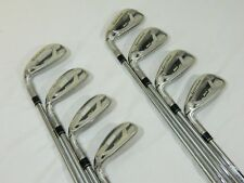 New LH Taylormade M1 Iron set 4-AW Steel XP 95 S300 Stiff irons M-1 4-PW+AW