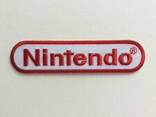 D004 Parche Insignia Nintendo 12 3 CM