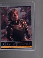 Game of Thrones season 2  P3 promo card