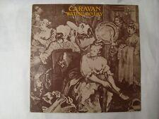 British Rock Band Caravan, First Press 1972 LP Waterloo Lily