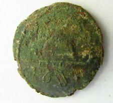 Roman Colonial Bronze Herod the Great  Samaria Mint  c. 40 BC  (596)