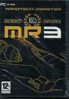 JEU PC-ROM ☆ MEGARACE 3 ☆ NEUF SOUS BLISTER