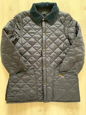 Barbour Liddesdale Jacket Age 12-13 Black