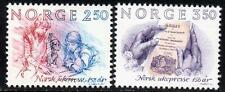 NORWAY MNH 1984 The 150th anniversary of the weekly newspapers