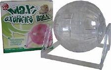 Gioco Palla Ruota per Criceto roditori Galaxy ball cm 17,5