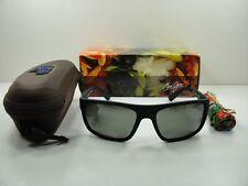 9085b46005d Maui Jim Byron Bay 746 02mr Black Matte Rubber   Grey Sunglasses