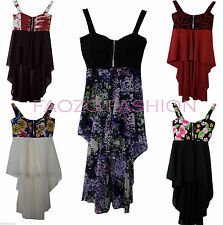 Unbranded Women's Chiffon Round Neck Dresses