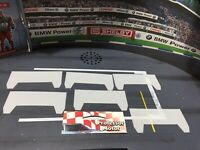 1/24 SLOT CAR BODY REINFORCEMENTS FOR WING AND ALL BODY TYPES LOT OF 6 PROFESSOR