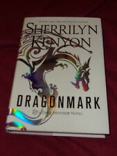 Dragonmark by Sherrilyn Kenyon (2016, HC) SIGNED first print Dark-Hunter
