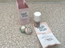 Benefit Beam complexion Highlighter 10ml & Benefit Eyes It's Potent 3.0g